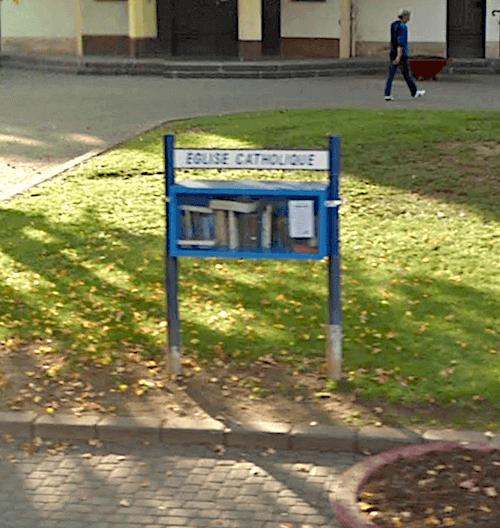 Amnéville-eglise