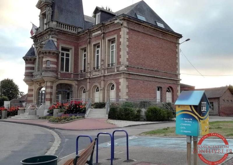 Bois-Guillaume-Mairie