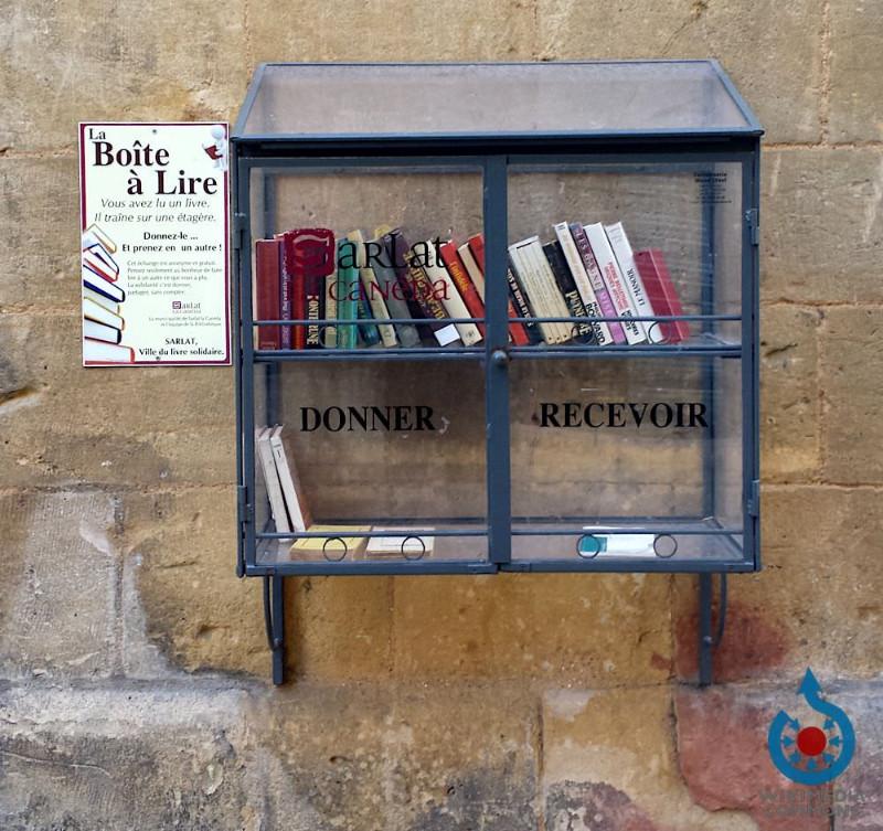 Boite-à-lire-Sarlat