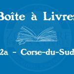 Boîte à livres – 2a – Corse-du-Sud