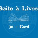 Boîte à livres – 30 – Gard