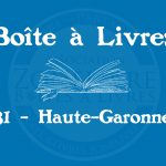 Boîte à livres – 31 – Haute-Garonne