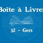 Boîte à livres – 32 – Gers