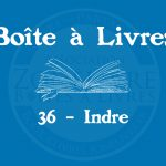 Boîte à livres – 36 – Indre