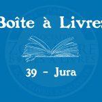 Boîte à livres – Code postal, ville – (39) Jura