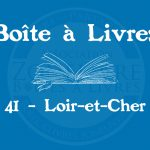 Boîte à livres – 41 – Loir-et-Cher