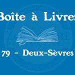 Boîte à livres – Code postal, ville – (79) Deux-Sèvres