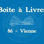 Boîte à livres – Code postal, ville – (86) Vienne