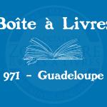 Boîte à livres – Code postal, ville – (971) Guadeloupe